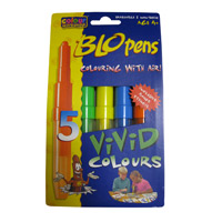 Blopens Vivid Colors